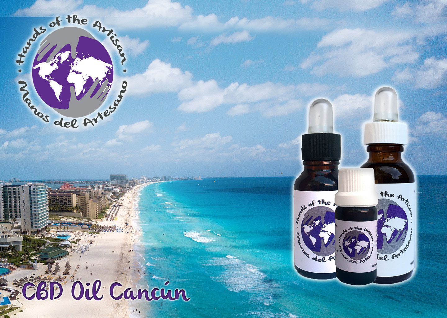 CBD Oil Cancun