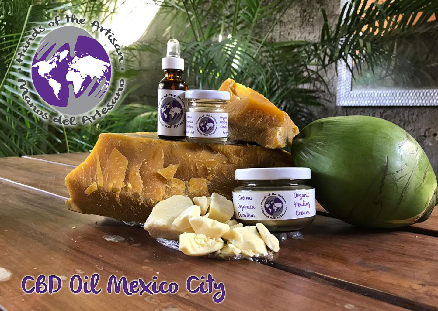 CBD Oil Mexico City